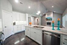 House Plan Design - Craftsman Interior - Kitchen Plan #20-2412