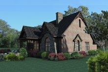 House Design - Craftsman Exterior - Other Elevation Plan #120-168