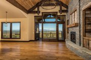 Ranch Style House Plan - 3 Beds 3.5 Baths 2830 Sq/Ft Plan #895-29 Interior - Family Room