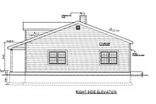 Dream House Plan - Country Exterior - Other Elevation Plan #3-120
