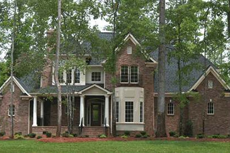 European Exterior - Other Elevation Plan #20-967 - Houseplans.com