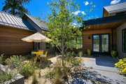 Contemporary Style House Plan - 3 Beds 3.5 Baths 3832 Sq/Ft Plan #892-21