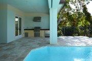 Beach Style House Plan - 4 Beds 4.5 Baths 4181 Sq/Ft Plan #548-20 Exterior - Outdoor Living
