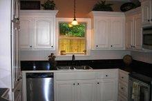 Home Plan Design - European Interior - Kitchen Plan #430-53