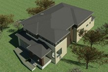 Dream House Plan - Contemporary Exterior - Other Elevation Plan #1066-131