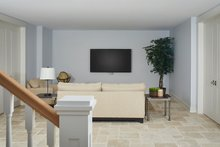House Design - Optional LL Family Room