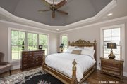 Traditional Style House Plan - 3 Beds 2.5 Baths 2477 Sq/Ft Plan #929-792 Interior - Master Bedroom