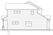 Dream House Plan - Country Exterior - Other Elevation Plan #124-1078