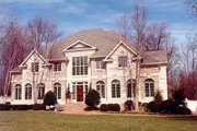 European Style House Plan - 5 Beds 4 Baths 3880 Sq/Ft Plan #119-239 Photo