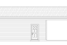 Dream House Plan - Country Exterior - Other Elevation Plan #932-304