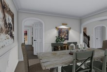 Home Plan - Traditional Interior - Dining Room Plan #1060-62