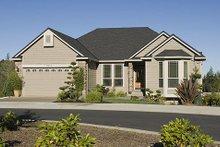 Dream House Plan - Southern Photo Plan #48-416