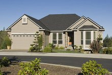 Architectural House Design - Southern Photo Plan #48-416
