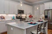 Craftsman Style House Plan - 4 Beds 2.5 Baths 2288 Sq/Ft Plan #461-35 Interior - Kitchen