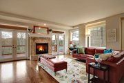 Craftsman Style House Plan - 3 Beds 2.5 Baths 2377 Sq/Ft Plan #132-187