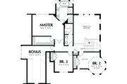 Victorian Style House Plan - 4 Beds 3 Baths 2518 Sq/Ft Plan #48-108 Floor Plan - Lower Floor Plan