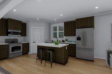 Architectural House Design - Craftsman Interior - Kitchen Plan #1060-52
