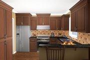 Craftsman Style House Plan - 3 Beds 2 Baths 1509 Sq/Ft Plan #21-246 Interior - Kitchen
