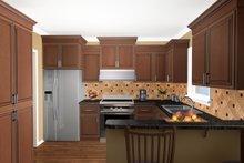 House Design - Craftsman Interior - Kitchen Plan #21-246