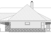 Country Exterior - Other Elevation Plan #932-79