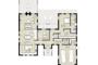 Farmhouse Floor Plan - Main Floor Plan Plan #924-5