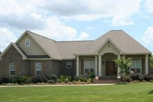 House Plan Design - Traditional Exterior - Front Elevation Plan #21-272