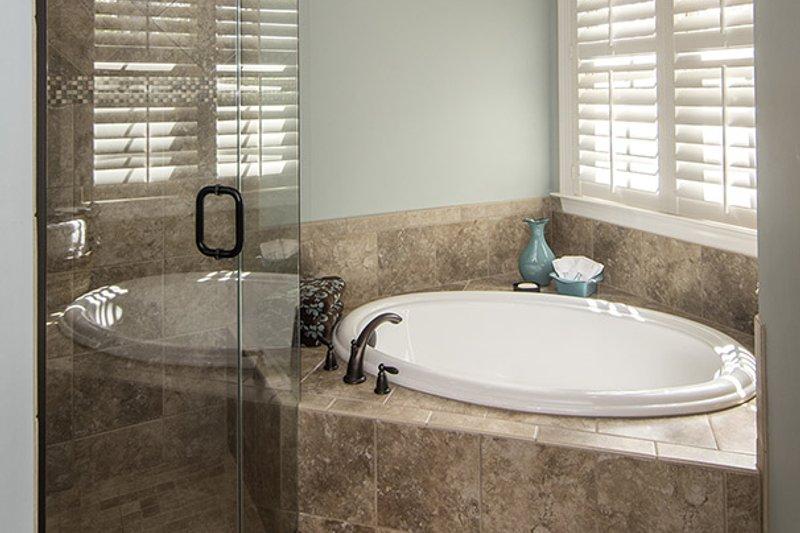 Country Interior - Master Bathroom Plan #929-610 - Houseplans.com