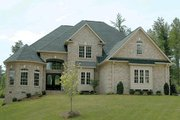 European Style House Plan - 4 Beds 4.5 Baths 3397 Sq/Ft Plan #20-300 Photo