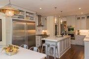 Craftsman Style House Plan - 4 Beds 4 Baths 4086 Sq/Ft Plan #898-11 Interior - Kitchen