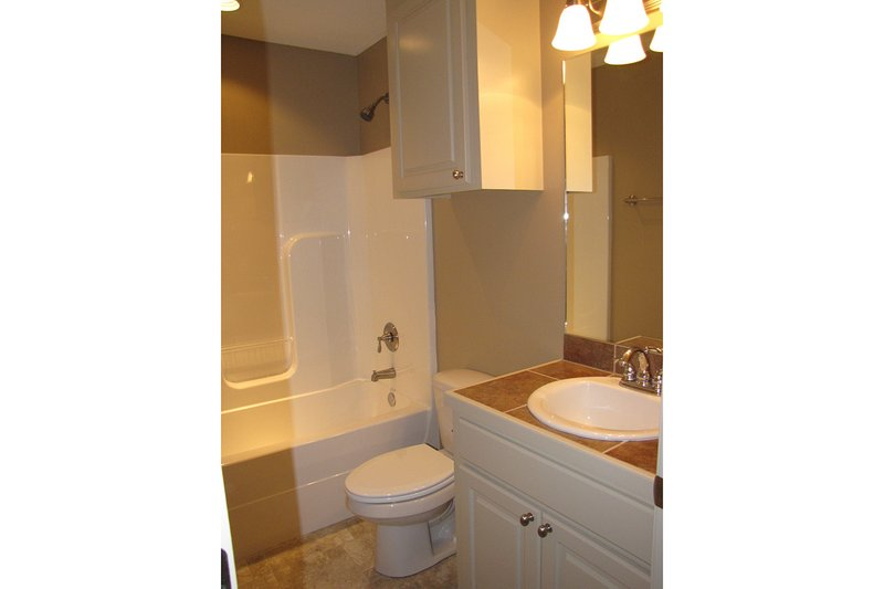 European Interior - Bathroom Plan #430-58 - Houseplans.com