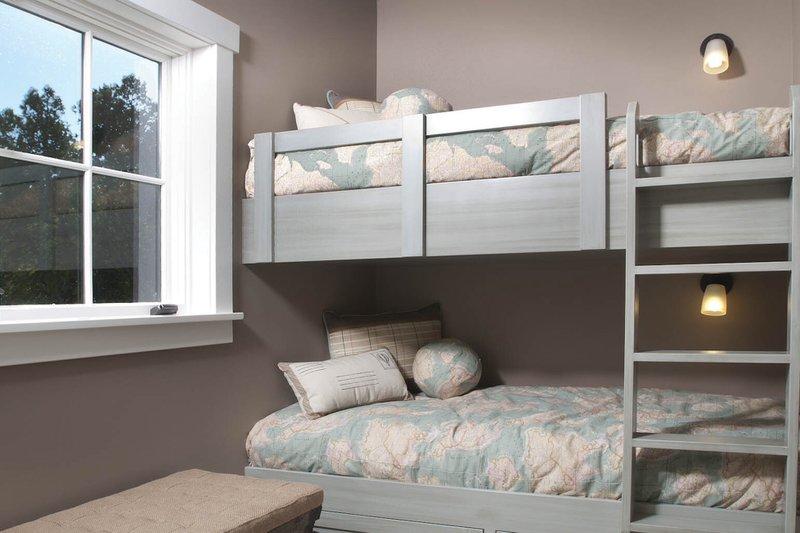 Traditional Interior - Bedroom Plan #928-11 - Houseplans.com