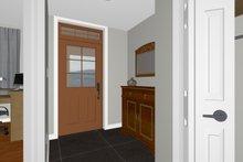 Architectural House Design - Farmhouse Interior - Entry Plan #126-179