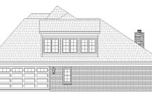 Dream House Plan - Country Exterior - Other Elevation Plan #932-277