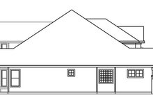 Craftsman Exterior - Other Elevation Plan #124-481