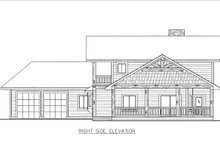 Architectural House Design - Right Side