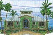 Beach Style House Plan - 3 Beds 2 Baths 1867 Sq/Ft Plan #426-6