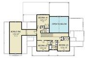 Farmhouse Style House Plan - 4 Beds 3.5 Baths 3075 Sq/Ft Plan #1070-55