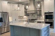 Craftsman Style House Plan - 4 Beds 3.5 Baths 3088 Sq/Ft Plan #437-111 Interior - Kitchen
