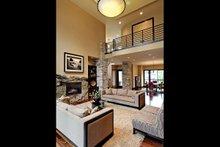 House Plan Design - Modern Interior - Family Room Plan #132-221