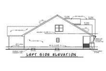 Dream House Plan - Craftsman Exterior - Other Elevation Plan #20-2254