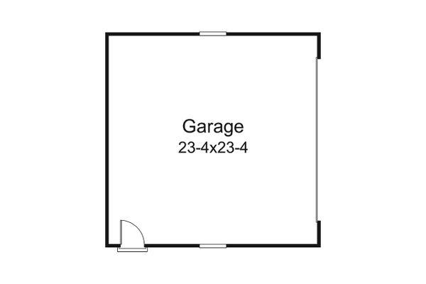 House Plan Design - Country Floor Plan - Other Floor Plan #57-651