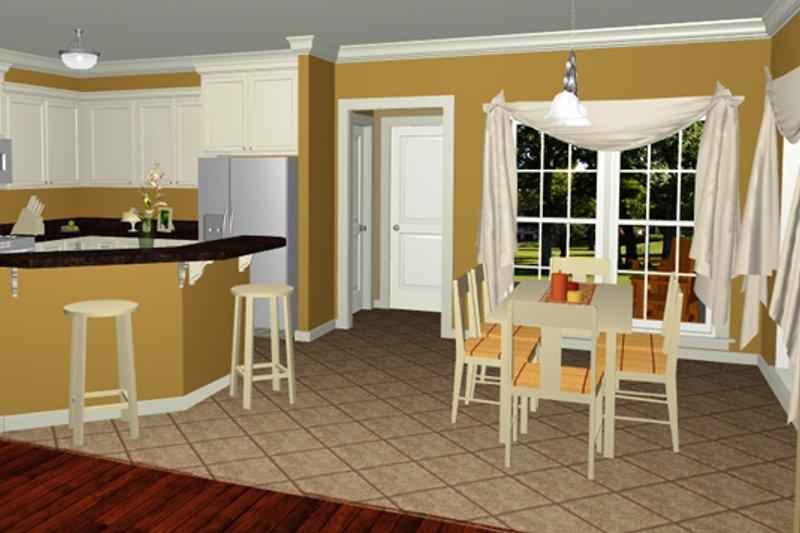 Country Interior - Kitchen Plan #430-51 - Houseplans.com