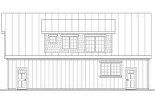 Craftsman Exterior - Other Elevation Plan #124-935