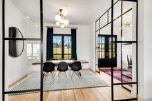 Dream House Plan - Farmhouse Interior - Dining Room Plan #430-156