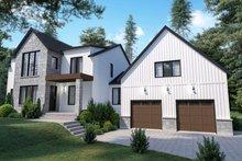House Design - Craftsman Exterior - Front Elevation Plan #23-2743