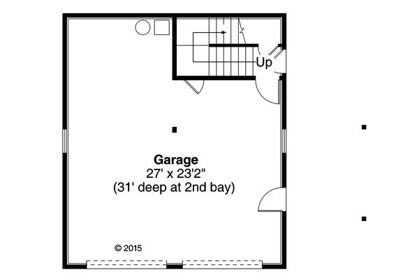 House Plan Design - Traditional Floor Plan - Main Floor Plan #124-959