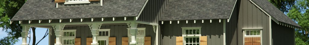 Southern Cottage House Plans, Floor Plans & Designs