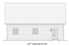 Country Exterior - Other Elevation Plan #932-194