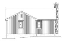 House Plan Design - Cottage Exterior - Front Elevation Plan #22-589