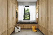 Architectural House Design - Mudroom